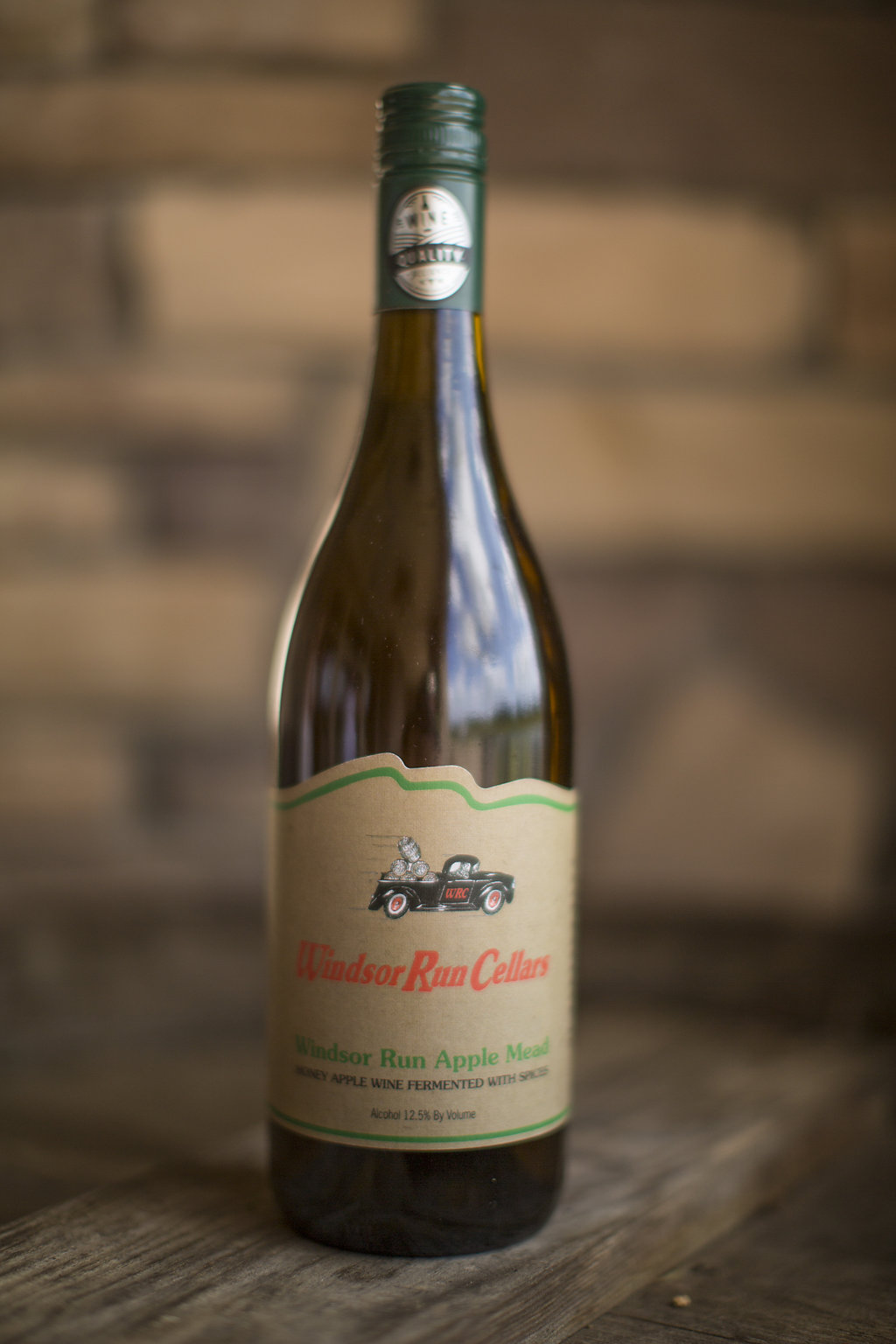 Apple Mead  Fermented with apple cider, honey, natural cinnamon, and cloves. Enjoy cold or warmed in a mug with a cinnamon stick garnish. This is the perfect blend of fruit, honey, and spice  $20