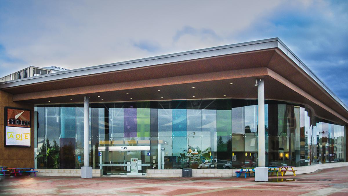 Shenkman Arts Center