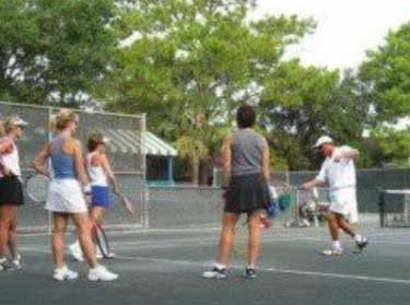 Tennis Vacations on Fripp Island
