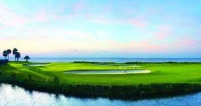 Ocean Point Golf Course - Fripp Island Resort Rental - SC Beach Vacation