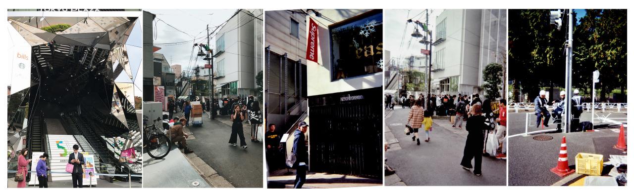 Tokyo by Asha Mone