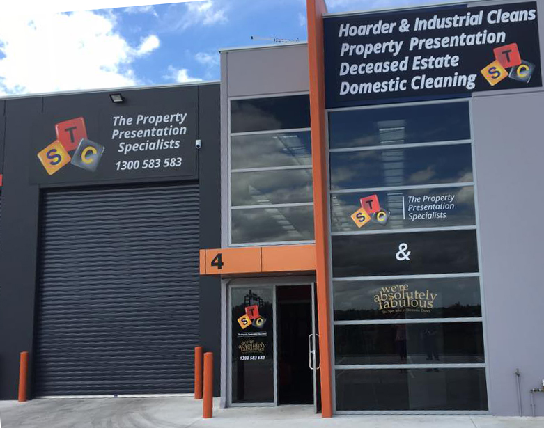 Our business - STC Services is the leader in crime scene and trauma cleaning in Victoria. The business also provides outstanding results for Real Estate clients, legal trustees and managers of deceased estates, in transforming properties, both inside and out, ready for Lease or Sale. It has been dedicated to its clients, including private, commercial, state and local government, over the past 21 years.