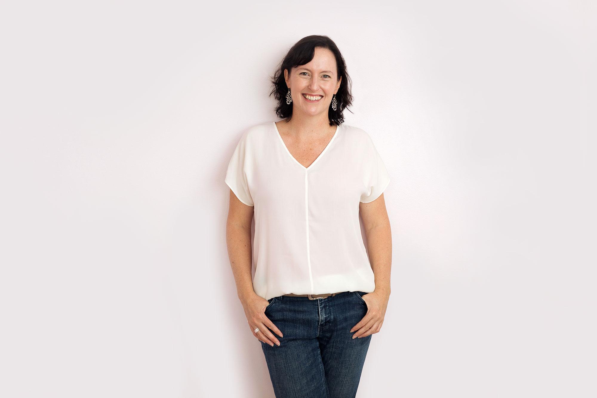 Sara Moss - Author