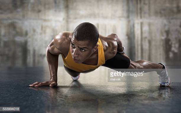 1. work it out - WELL...not as much as this guy in the picture.Many people commonly confuse Fit Modeling with Fitness Modeling. Am I in tip top shape? Nah, I still have traces of dimpled thighs.You don't have to have the