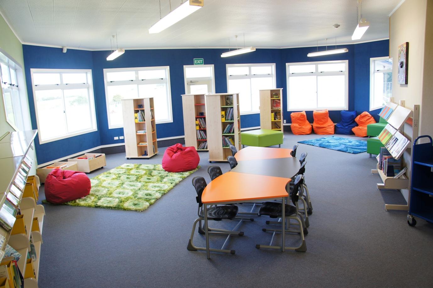 Information Centre & Media Room