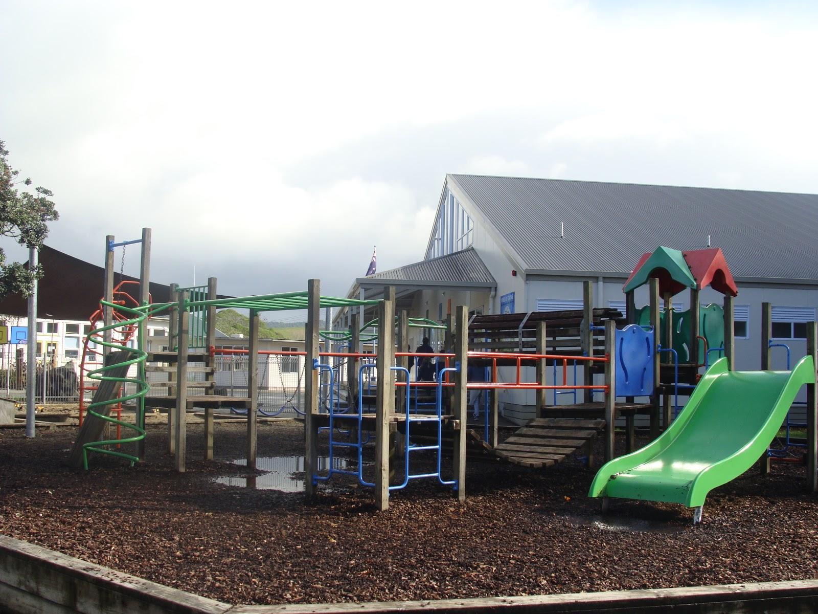 Junior & Senior Playgrounds