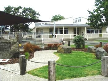 The PTA Friendship Garden established in 2015.