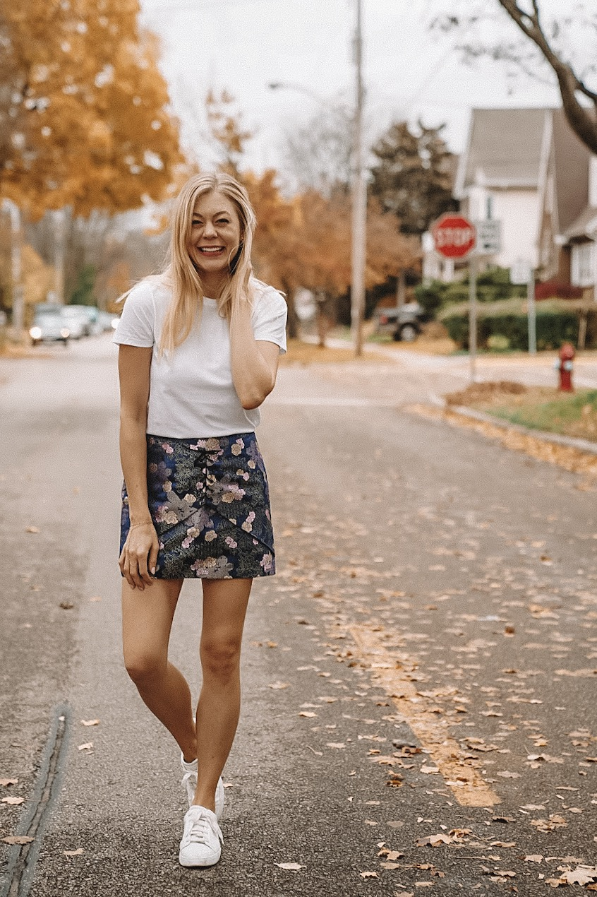 Lauren Engelke - On how to live better with less clothes, her top sustainable fashion tips, and why everyone should try sewing