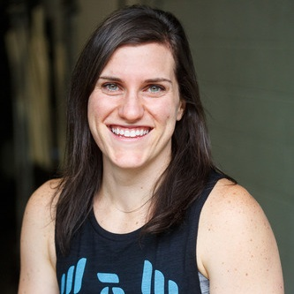 Samantha Allen- Coach - Samantha graduated from Michigan State University and moved to Atlanta in 2013 for her career. Samantha has been a Cross Fitter since 2013 and began coaching Crossfit in May 2017. She earned her USAW L1 certification in March 2018 and became a BIRTHFIT coach in April 2018. Samantha started coaching CrossFit because she wanted to support the women in her gym with coaching from a woman's perspective.
