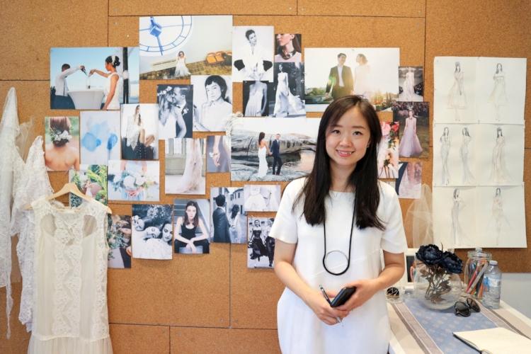 Ou Ma, Fashion Designer & Founder of O.M. Design Studio.