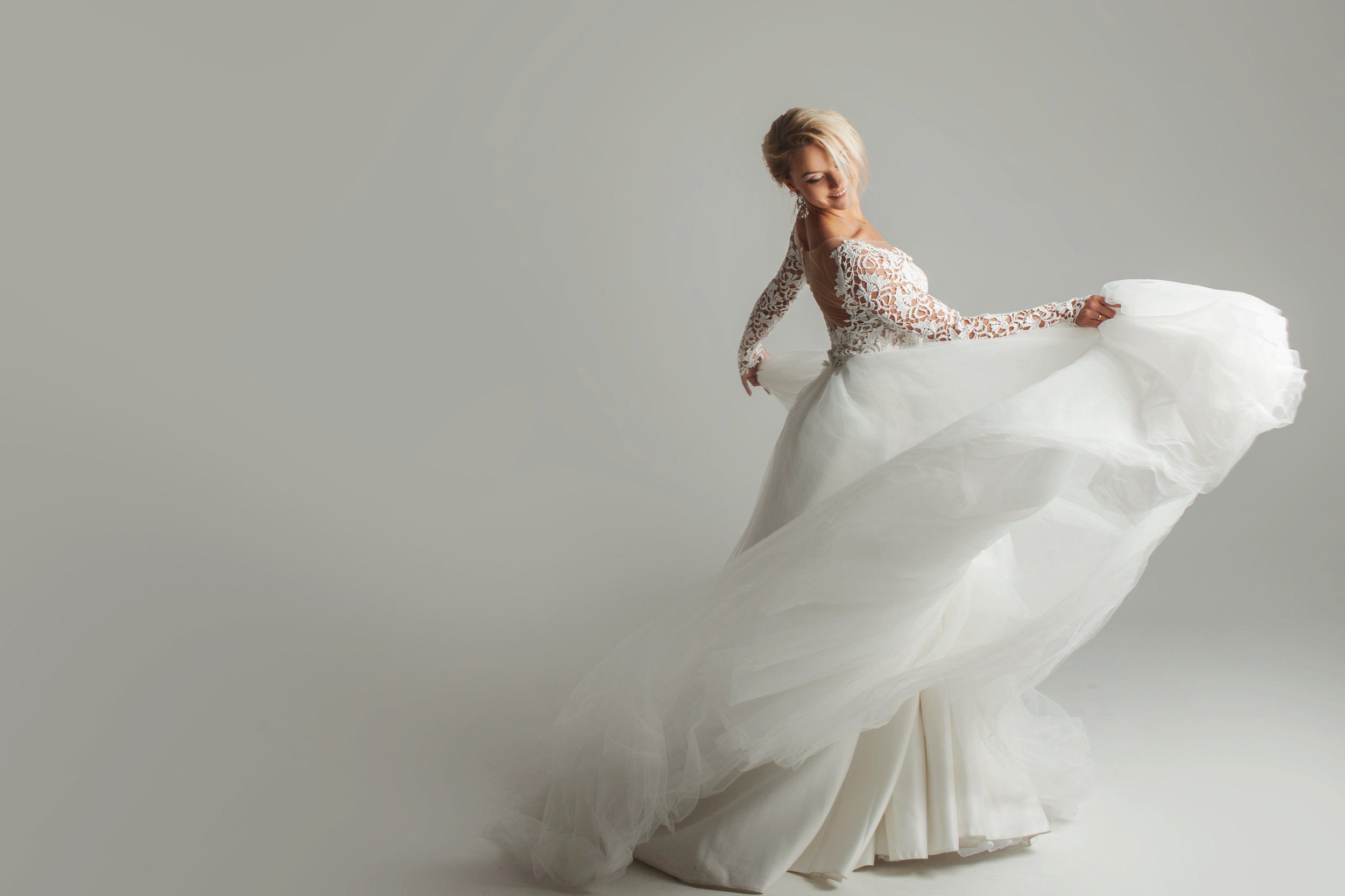 how to start a bridal gown line to be a designer