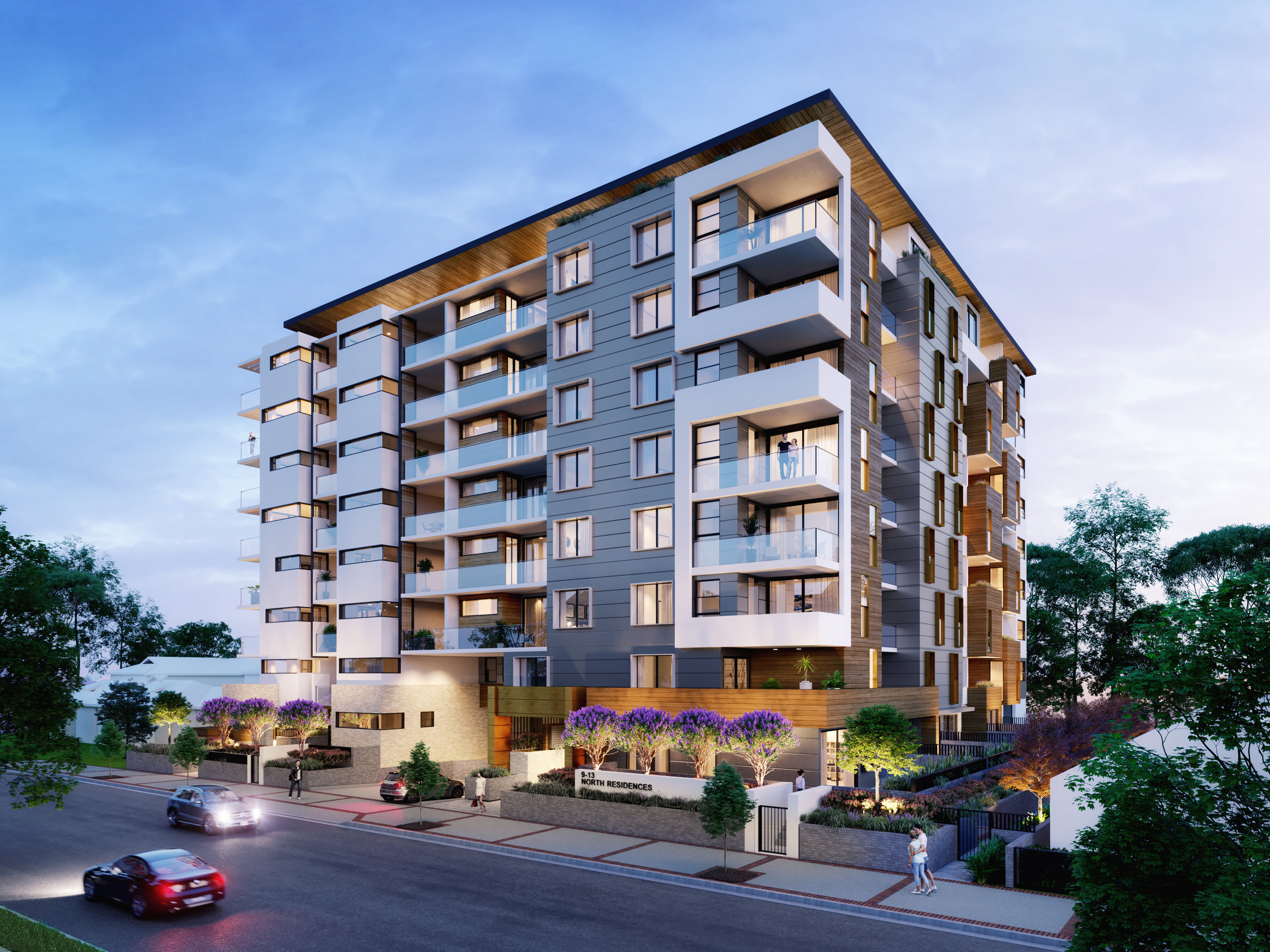 warwick farm - North Residences