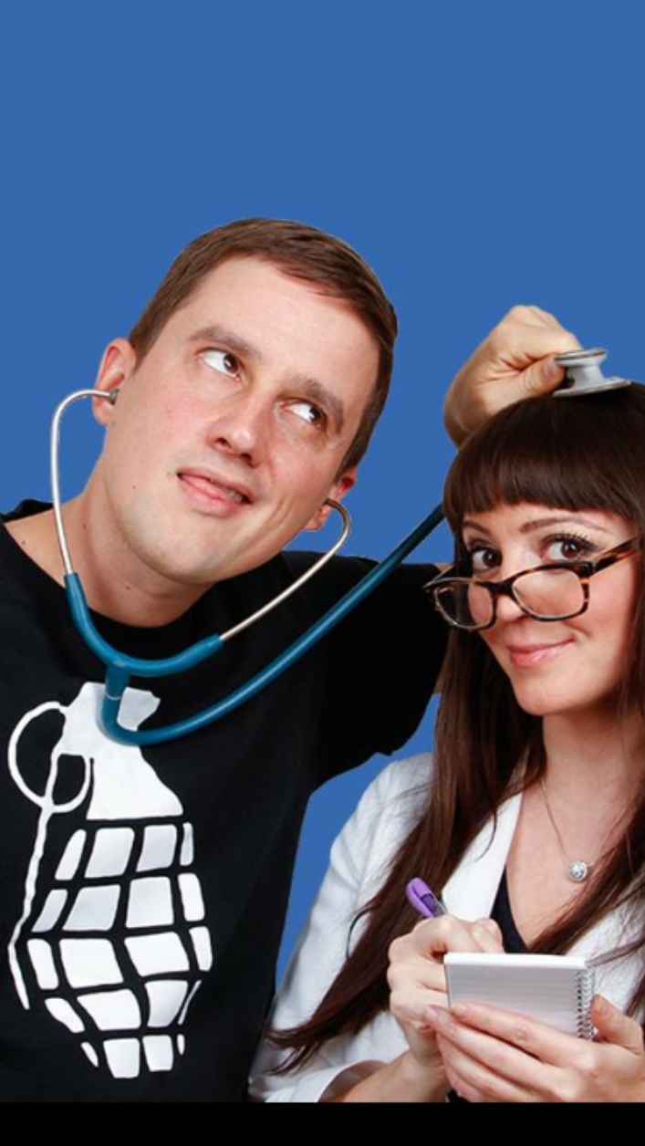 DR. LISA LIPPMAN & RICH REDDING  PETS AND PUNCHLINES