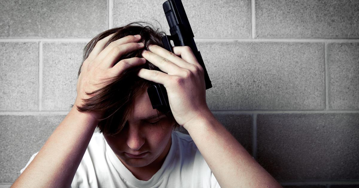 GUN HOMICIDES, SUICIDES & INJURIES -