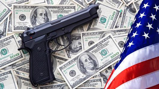 Economic Cost of Gun Violence -