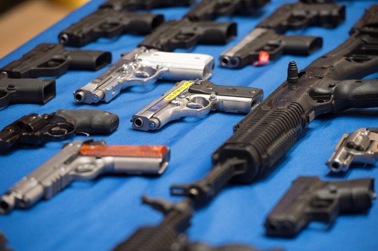 Gun Criminality & Trafficking -