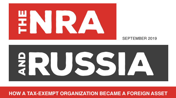 Petition: Tell Congress to Revoke NRA's Tax-Exempt Status -