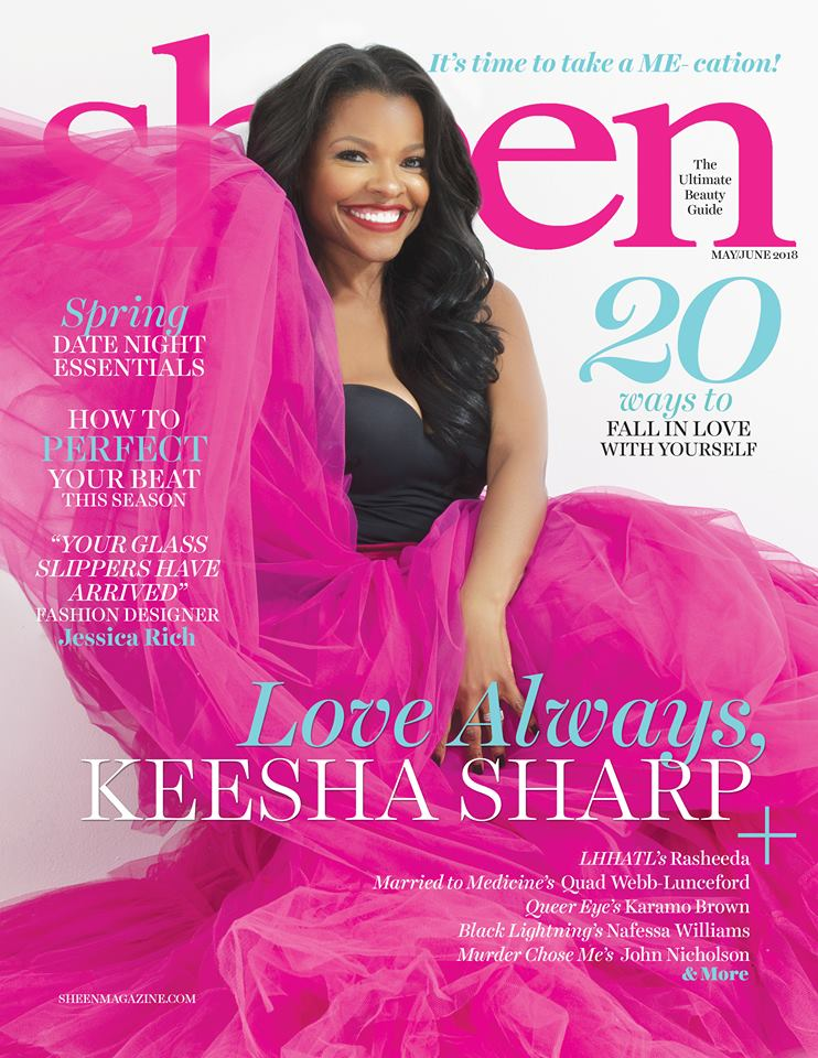 Stush Beauty Lounge featured in Sheen Magazine. - Check out our Founder Larissa Von featured in Sheen Magazine's May/ June Issue as a beauty feature. Discussing how she got into the beauty industry!