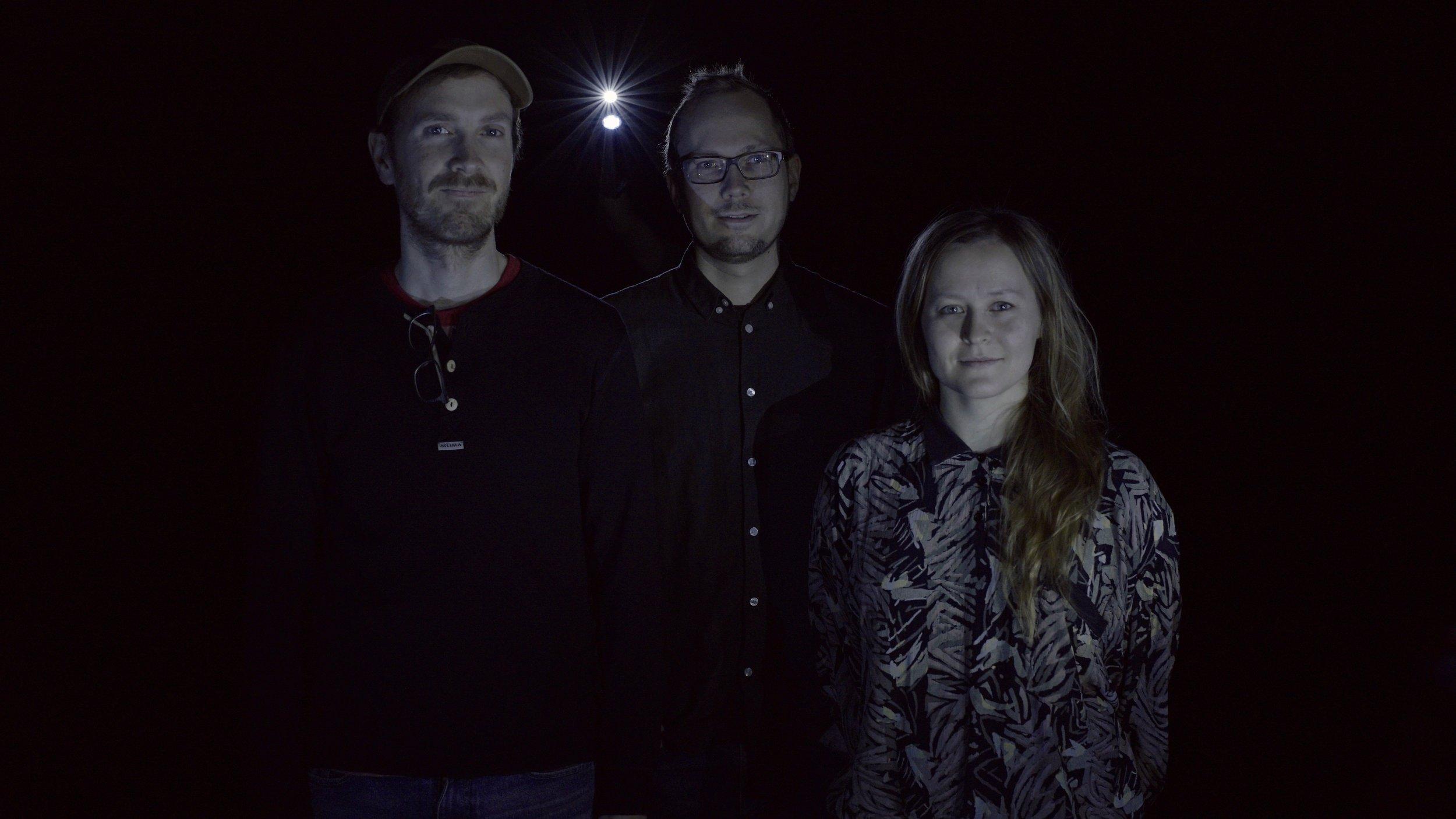Erlen Viken, Olav Christer Rossebø og Ingeleiv Berstad