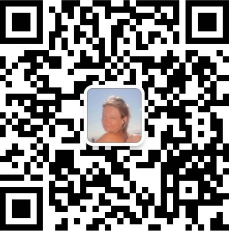 Add Agnès for Shanghaï contact on WeChat ! (English only)