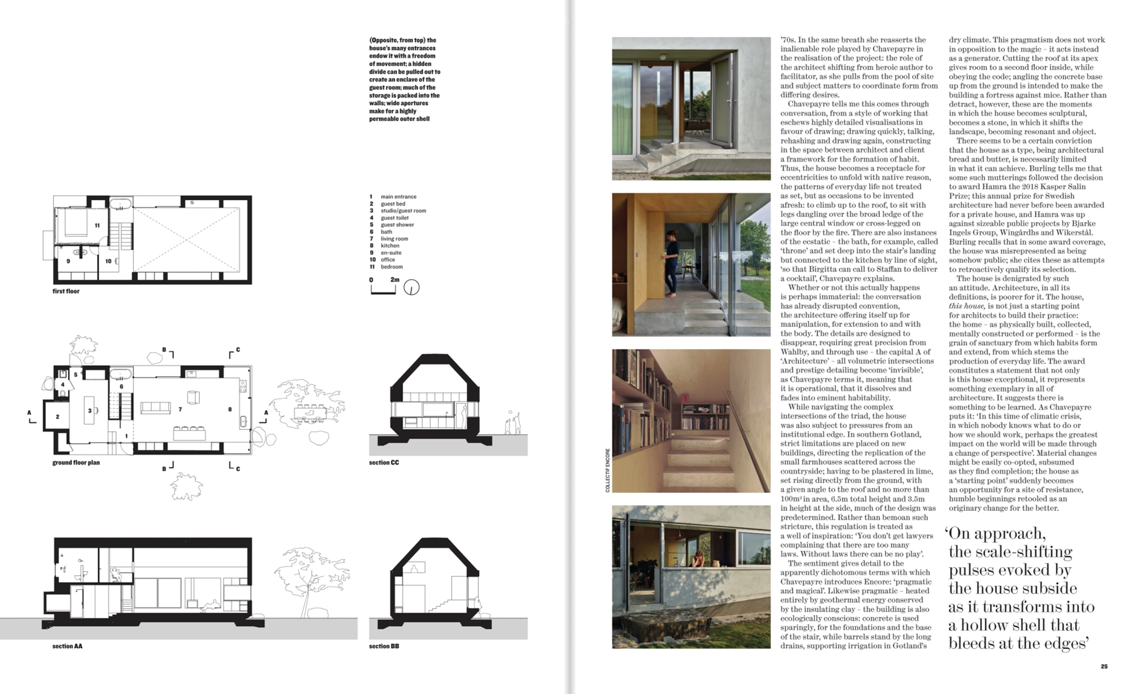 Architectural review 3