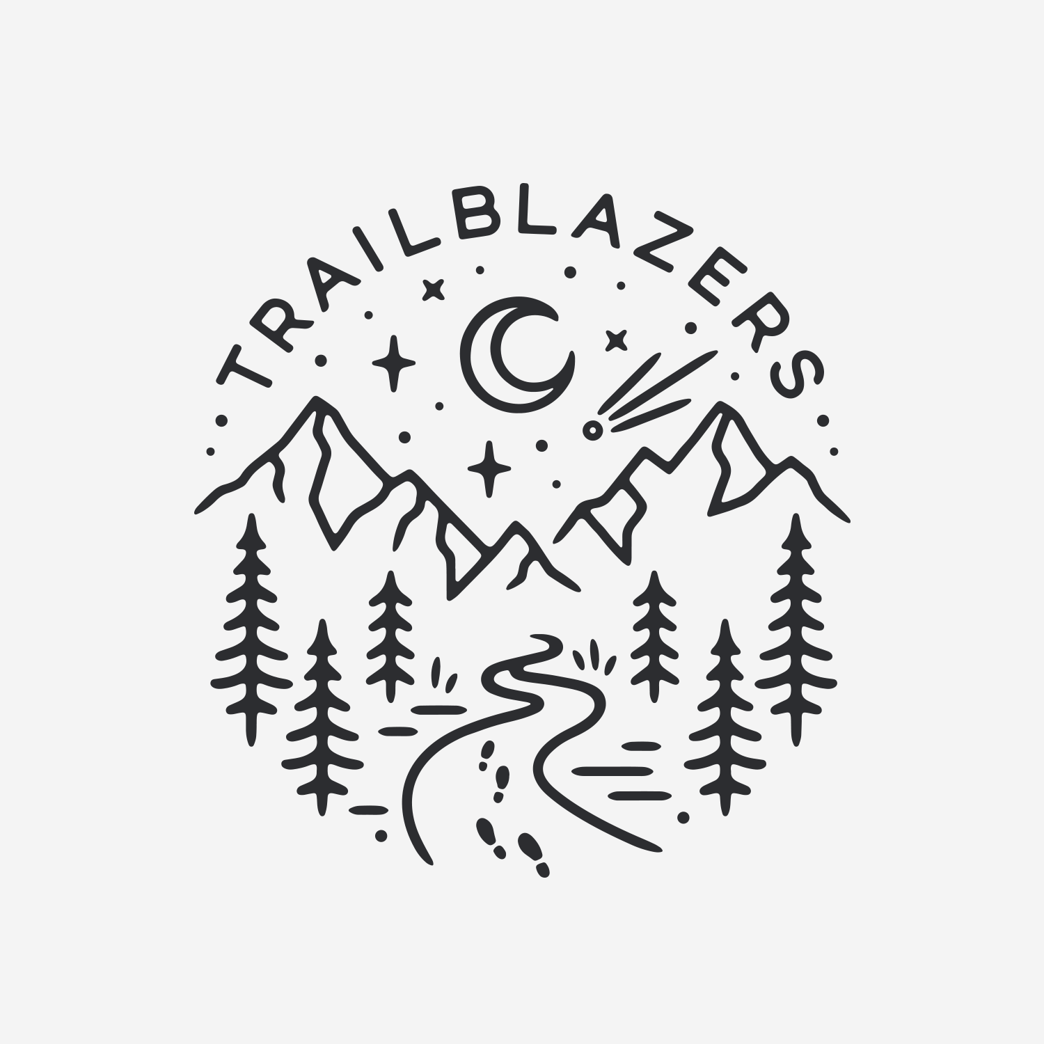 TrailBlazers Logo