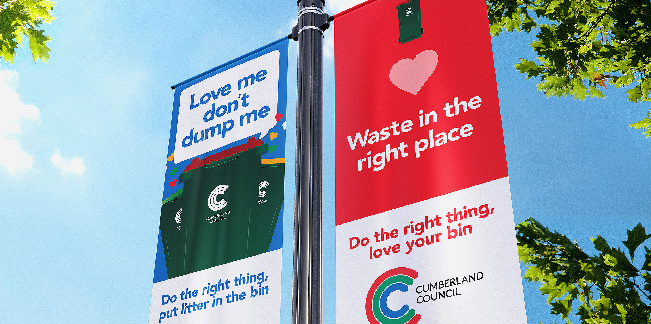 CUMBERLAND COUNCIL Waste CAMPAIGNS