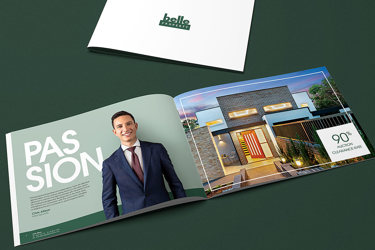 BELLE PROPERTY HUNTERS HILL