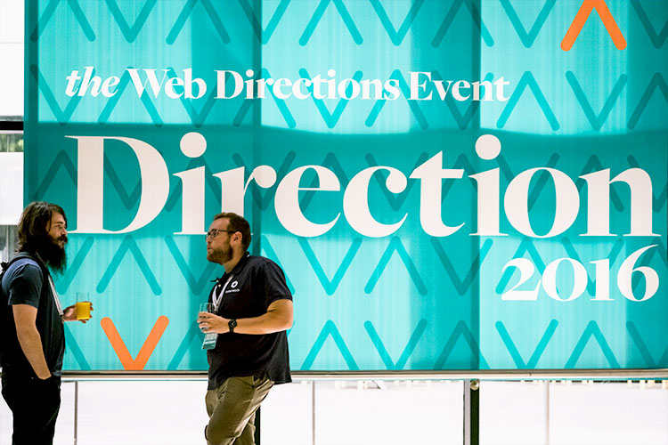 WEB DIRECTIONS DIRECTION 16