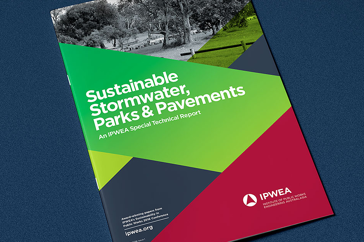 IPWEA BROCHURE DESIGN