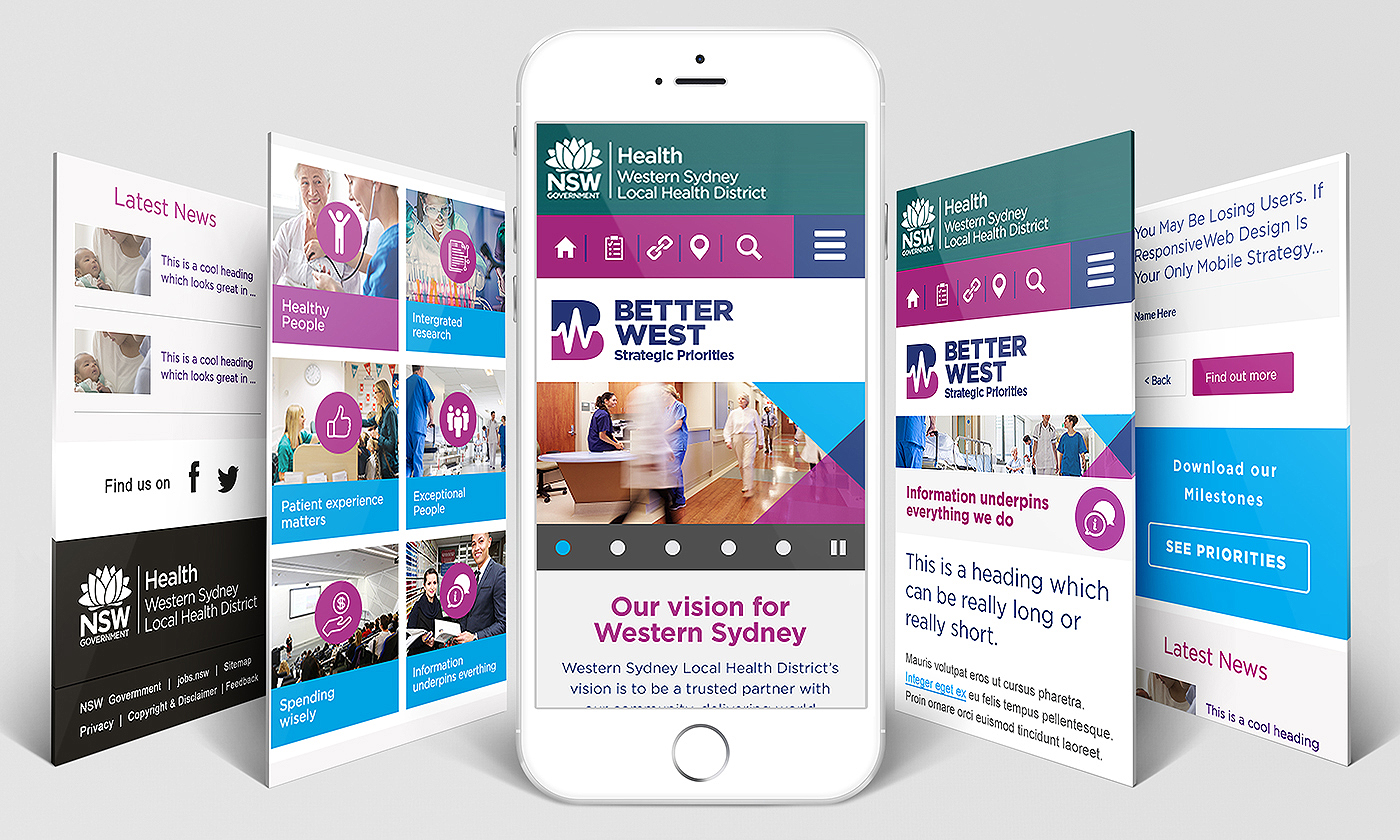 NSW HEALTH BETTER WEST