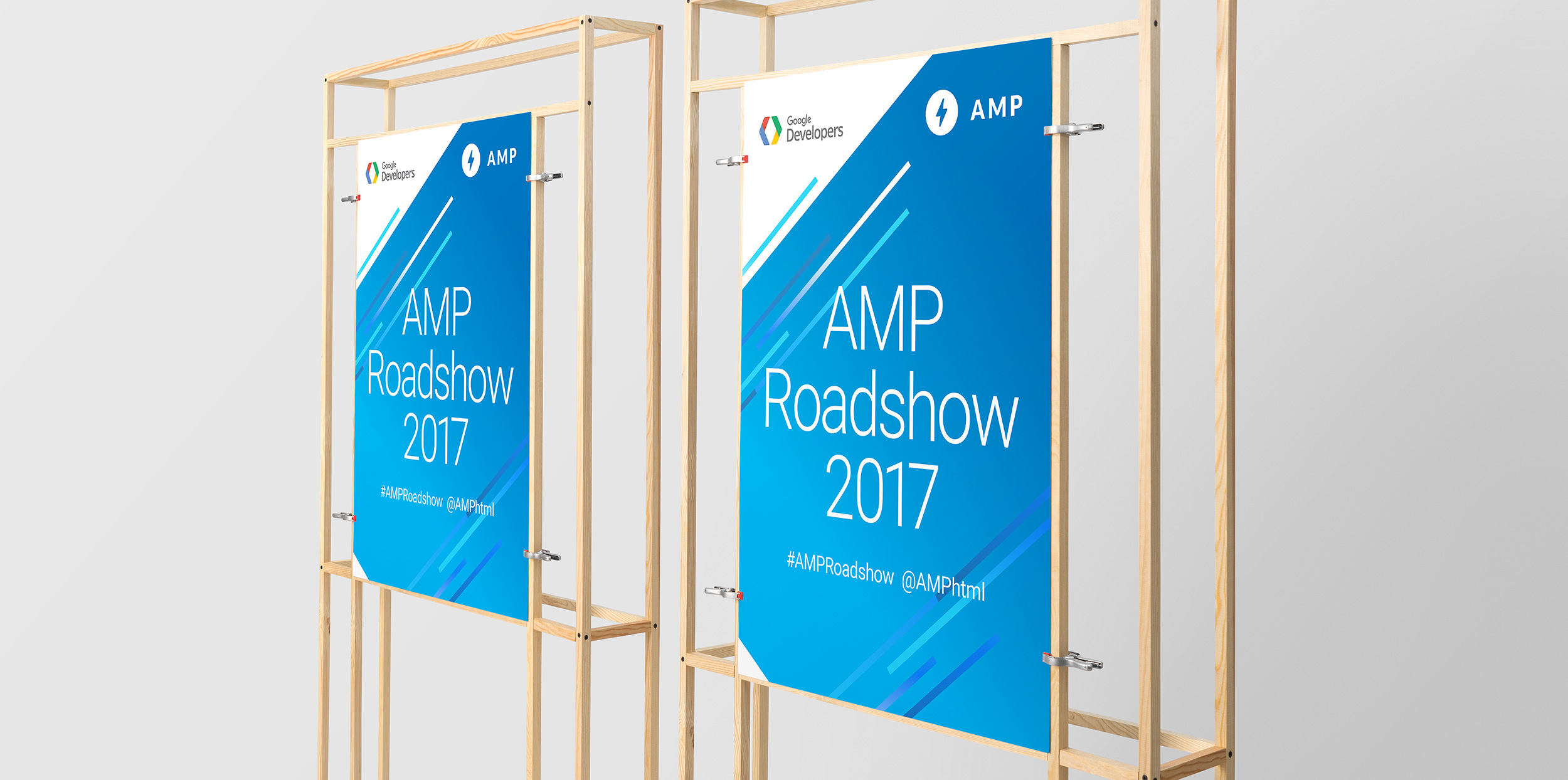 Google Amp Event Branding