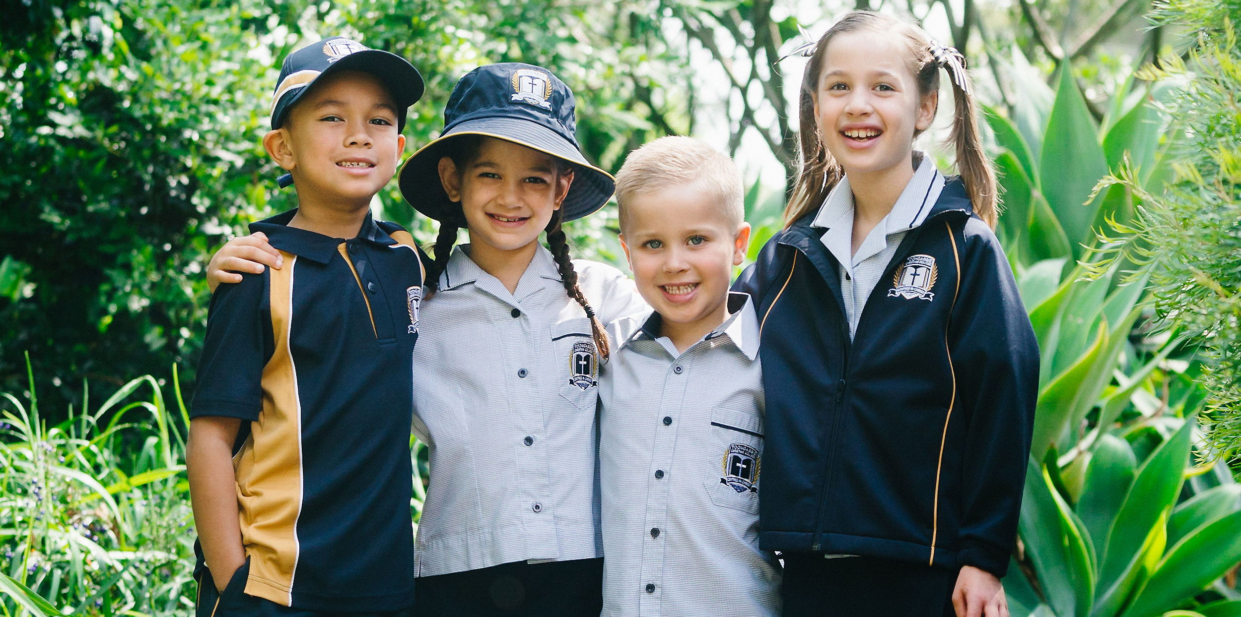 TOONGABBIE CHRISTIAN COLLEGE RE-BRANDING