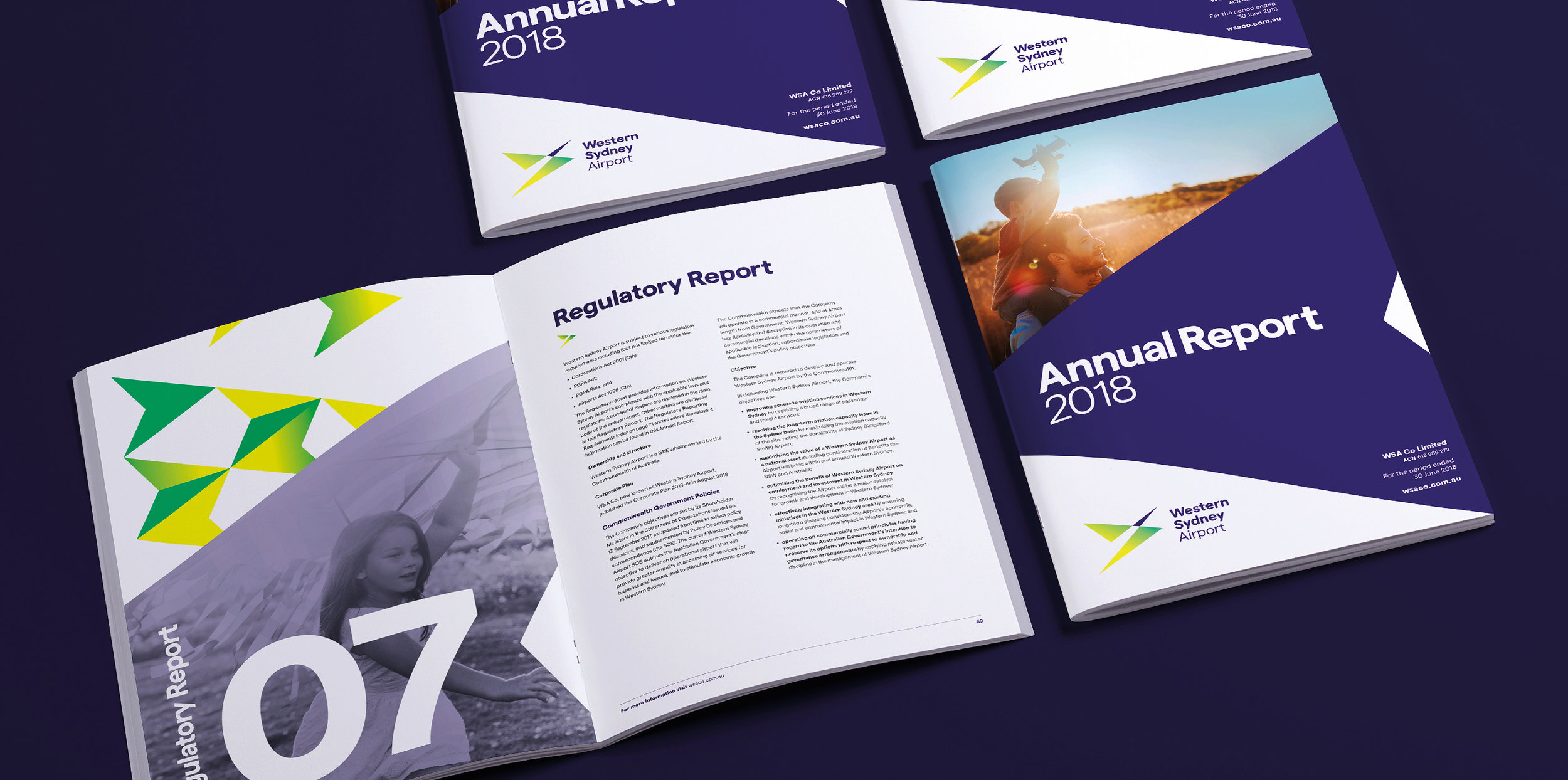 Project Overview - Annual ReportEvent BrandingA4, A5 BrochuresTable Graphics, BannersAnimation of existing LogoVideo Branding GraphicsBillboards