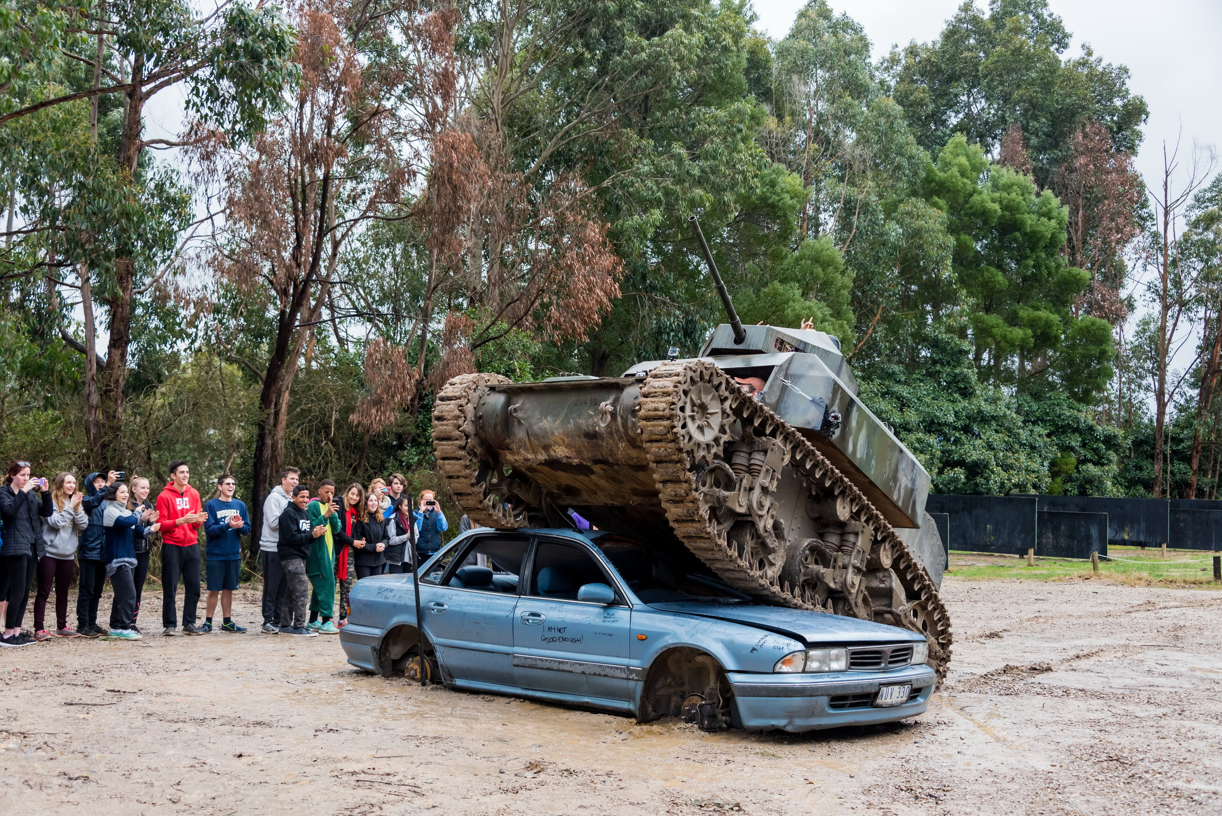 Tank over car.jpg
