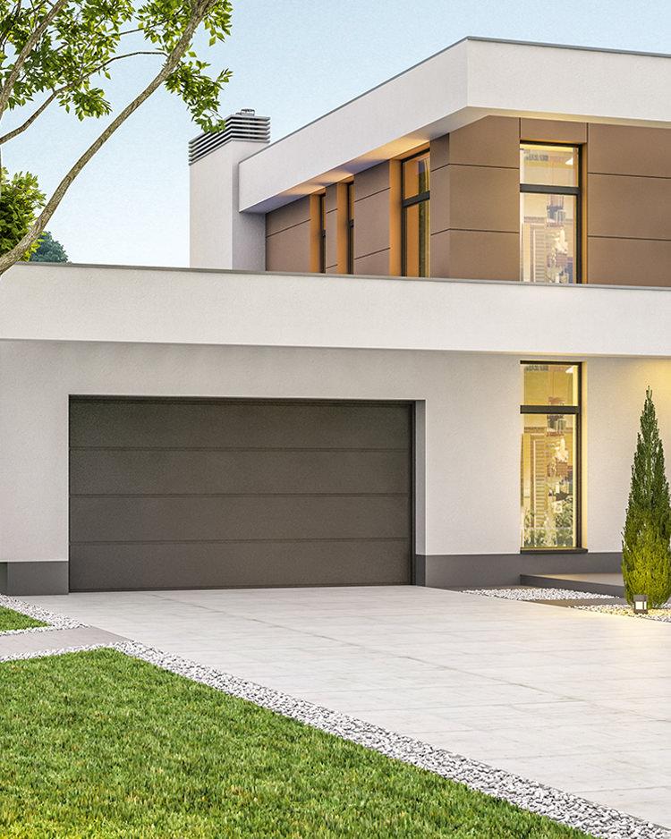 Foto einer Wohnimmobilie