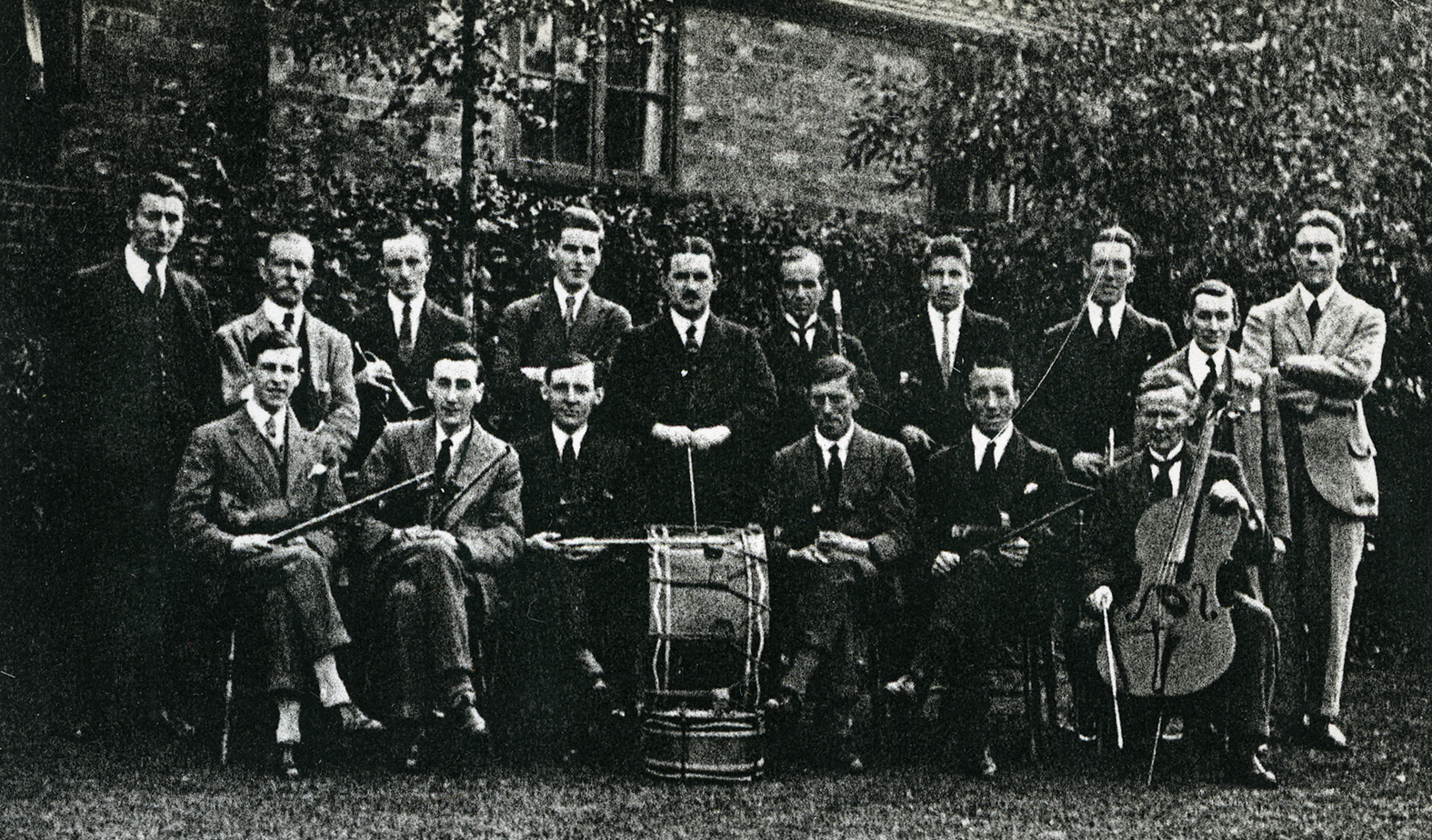 The Hawkesley Orchestra