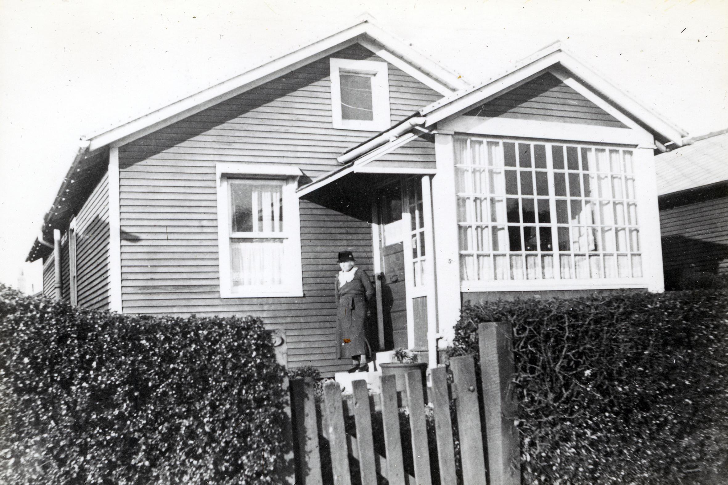 Mrs Yapp, circa early 1920s