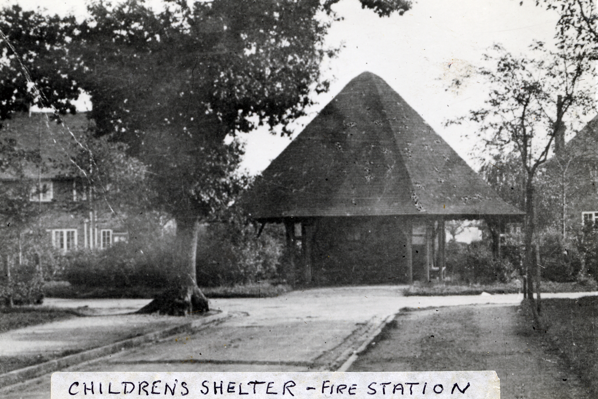 Children's Shelter and Fire Station