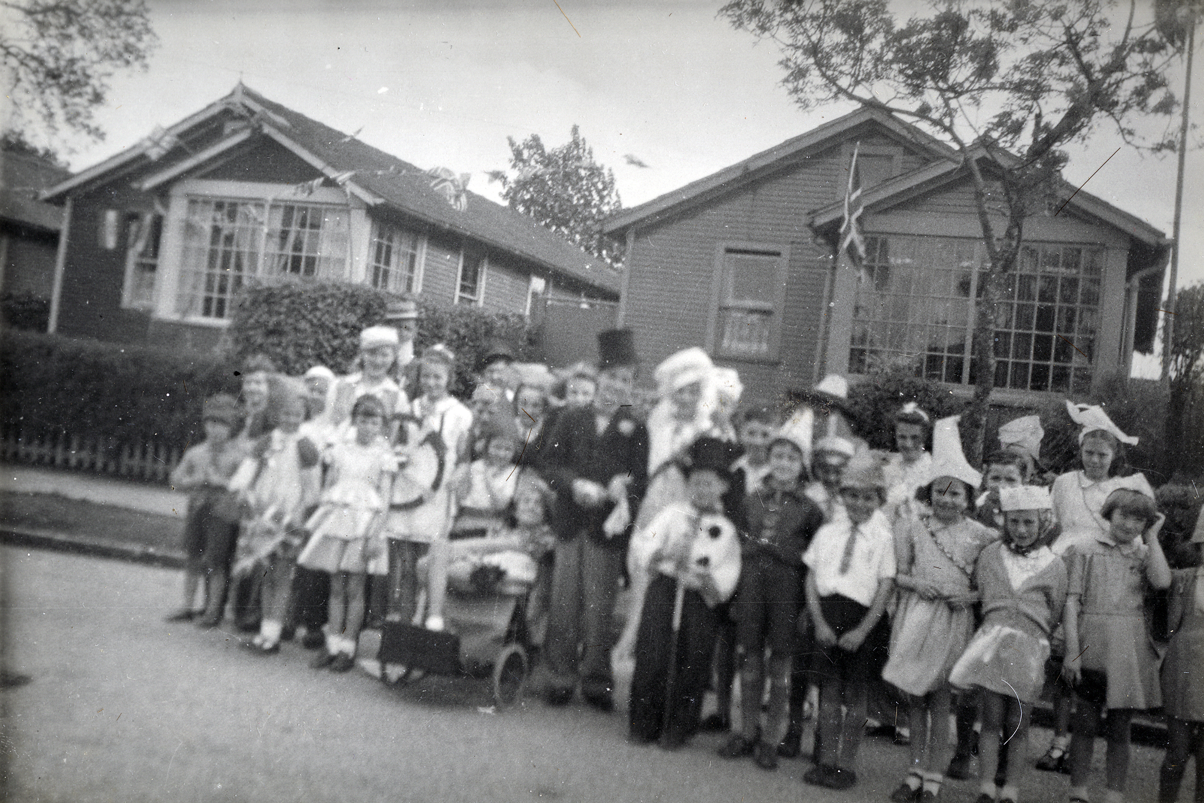 Street Party, 1920's