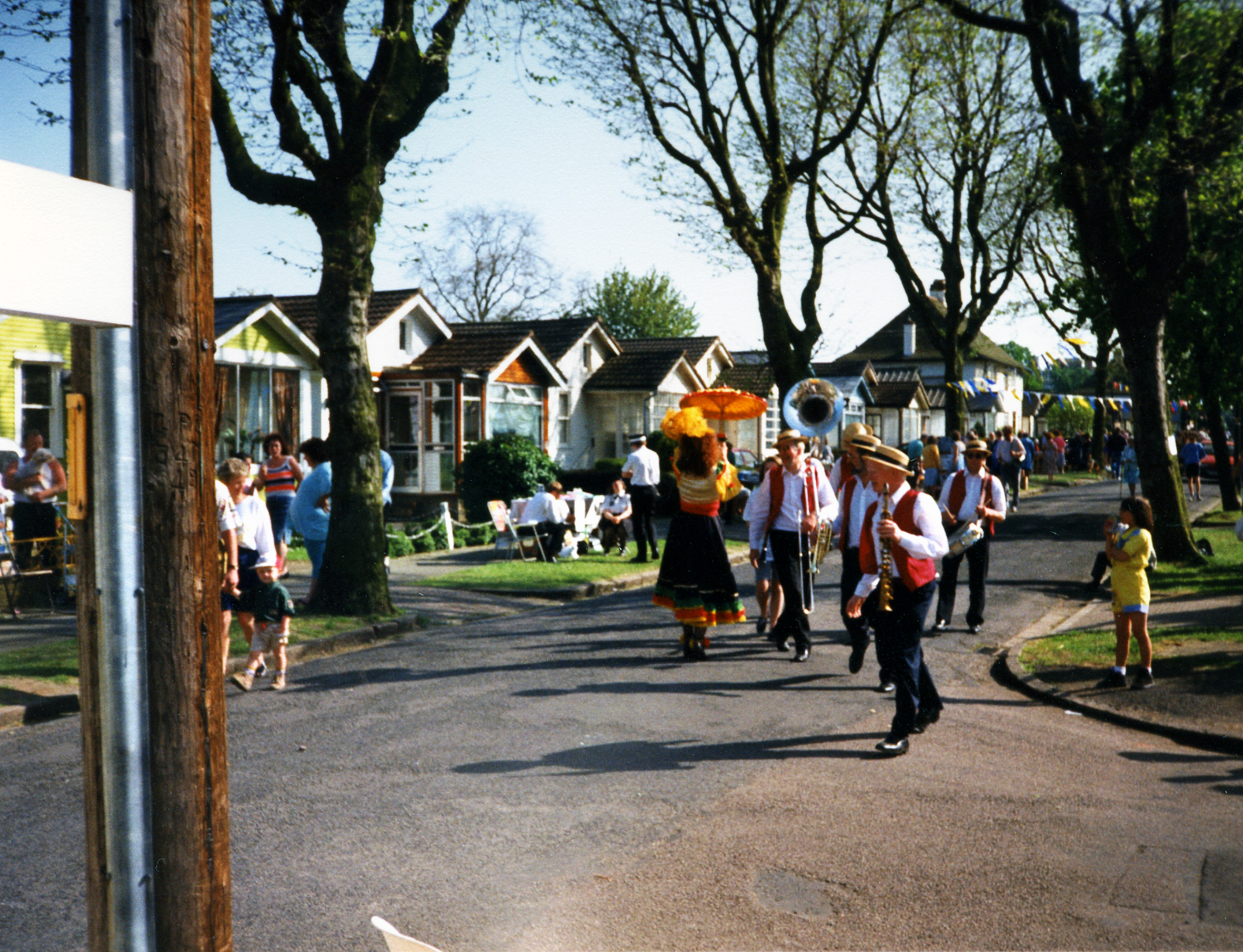 Street Party, 1992