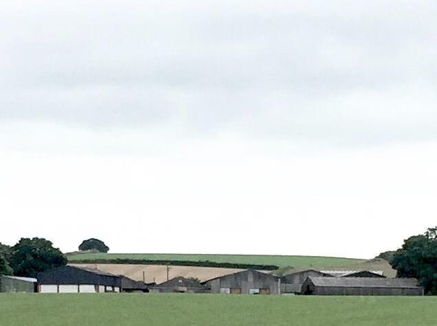 Site visit. Somerset.  #rural #buildings #architecture #landscape #barns #bigsky #excitingproject #cassioncastlearchitects #cassioncastle
