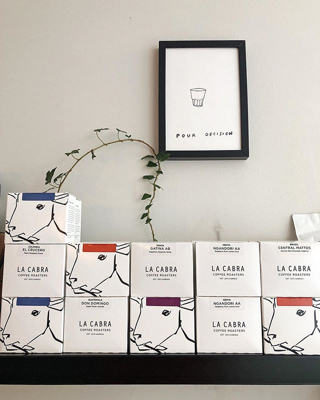 Got our first lot of coffees from one of the best in the game @lacabracoffee , if you know you know, if you dont then come through and taste the goods and find out for yourself how special they are. #coffee #coffeeshop #london #denmark #aarhus #lacabra #cafe #espresso #filter #v60 #kalita #kopi #coffeeaddict #coffeeholic #caffeine #barista #londoncoffee #londoncoffeeshops #coffeeshopsoftheworld