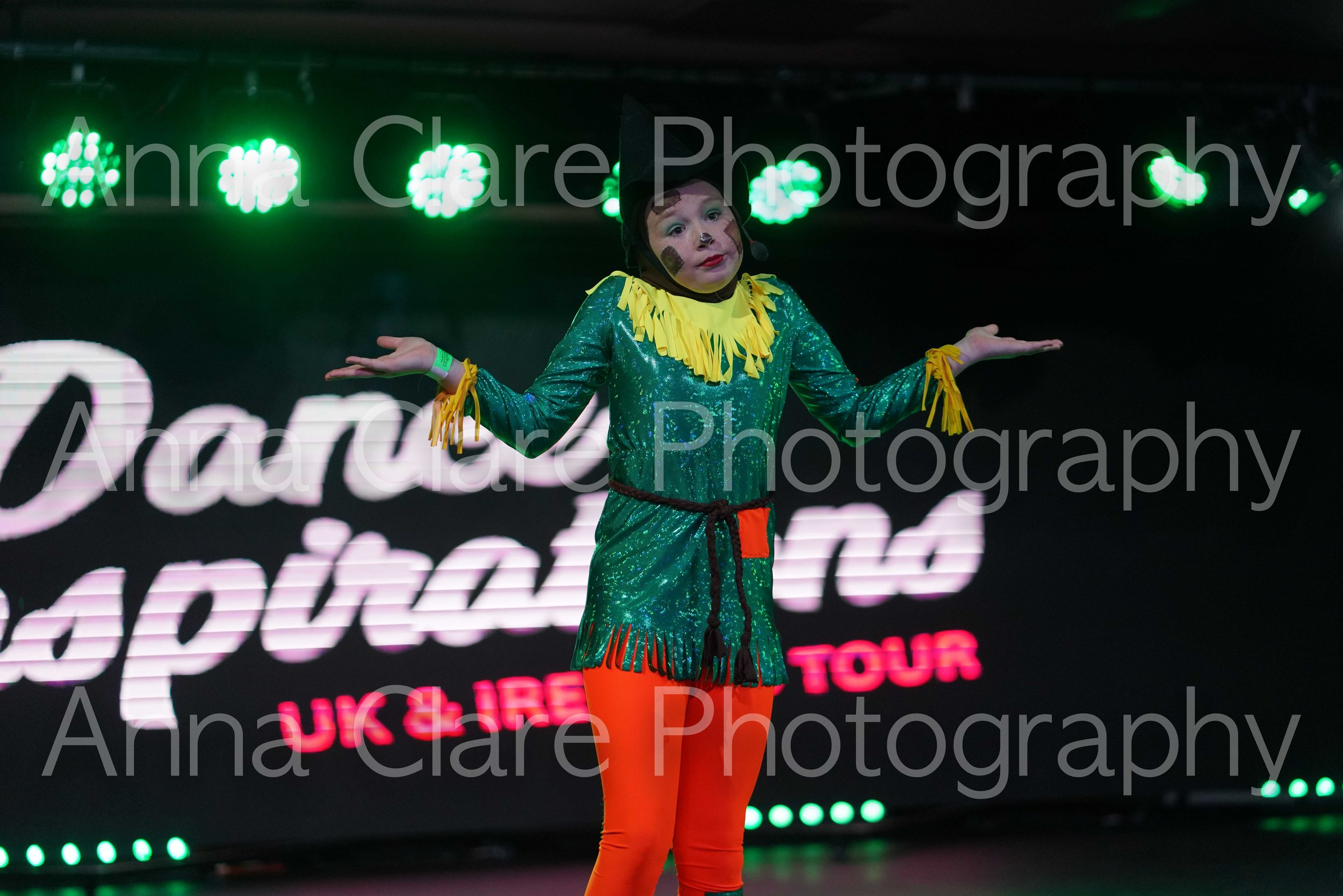 9-11 years musical theatre -
