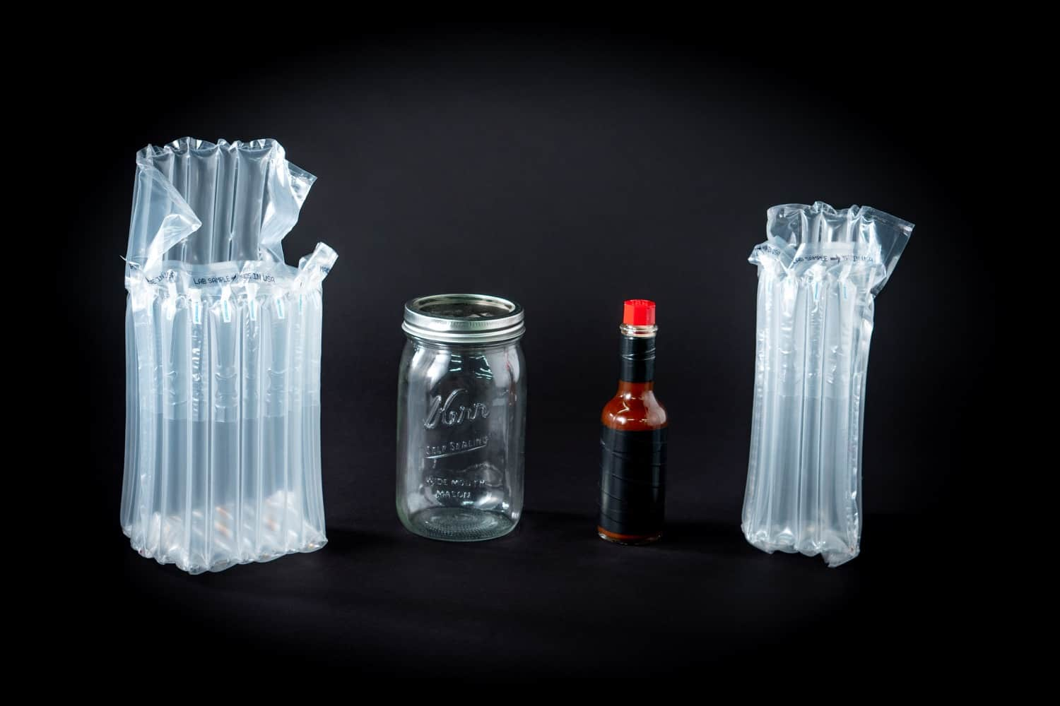 Easily Customizable Packs for all Glass Products