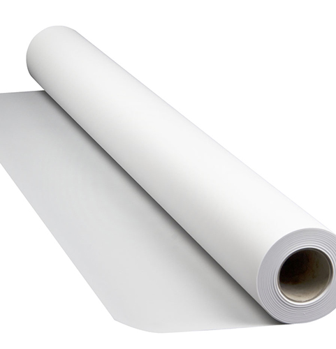 Paper Rolls   While the paper industry is far from perfect, paper is affordable, and easy to transport or recycle. We can work directly on walls or attach paper to cardboard for a sturdy writing and drawing surface. This is an easy and affordable option for organizations with limited budgets.