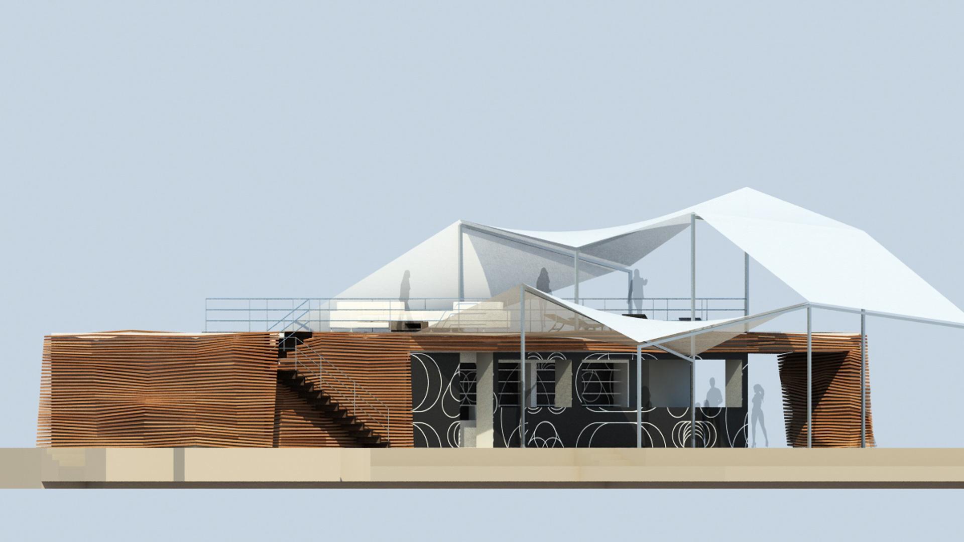 Kopaszi Beach Club -