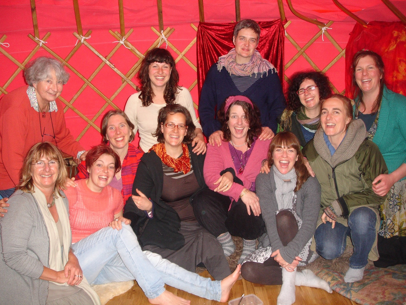 red tent group brighton