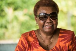 Picture of Nelly from Vanuatu: a leader, an advocate and the National Coordinator of Vanuatu Disability Promotion and Advocacy Association (VDPA) – the national Disabled People's Organisation
