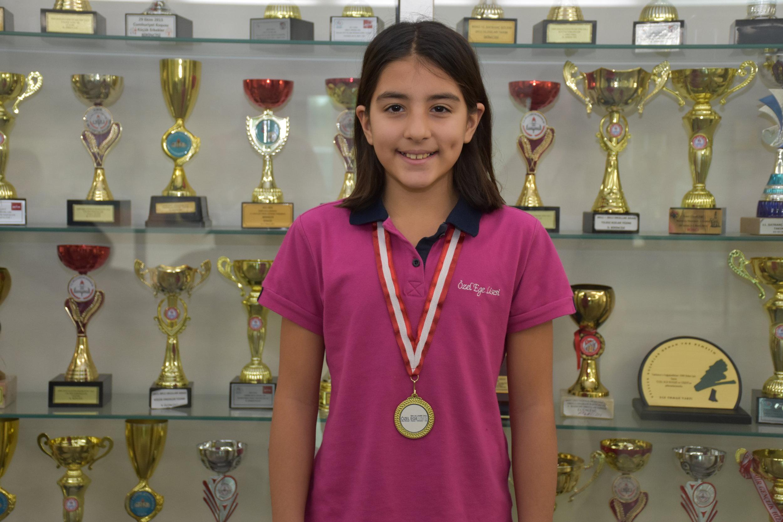 - Türkiye Dağcılık Federasyonu tarafından Malatya'da düzenlenen Kulüpler Arası Tırmanma Şampiyonası'nda, 6/B Sınıfından Melis Pehlivan Türkiye ikincisi olmayı başardı. Tebrikler Melis.